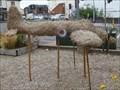 Image for Spitfire Plane Sculpture - Butt Lane, Stoke-on-Trent, Staffordshire, UK.