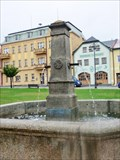 Image for Town Fountain - Touzim, Czech Republic
