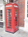 Image for Henley's Red Phone Box