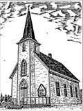 Image for Christ Church by Sterling Stratton - Kildare Capes, PEI