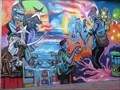 Image for A Day in the Life - Mural - Memphis, Tennessee, USA.