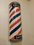Image for Barber Shop Pole - Julian, CA