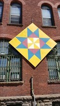 Image for The HAYC3 Armory Quilt Art - Hoosick Falls, NY