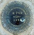 Image for U.S. Coast & Geodetic Survey K 749 Benchmark - Los Alamitos, CA