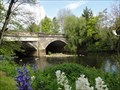 Image for Cottingley Bridge Over The River Aire - Cottingley, UK