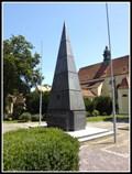 Image for Památník padlým rudoarmejcu pri osvobozovacích bojích - Brno, Czech Republic