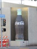Image for Giant Coca-Cola Bottle - Los Angeles, CA