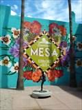 Image for Downtown Mesa Mural - Mesa AZ