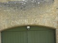 Image for Onion Ghost Sign - The Orangery, Wrest Park, Silsoe, Bedfordshire, UK