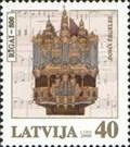 Image for Riga Cathedral Pipe Organ - Riga, Latvia