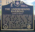 Image for Underground Railroad Marker  -  Portsmouth, OH