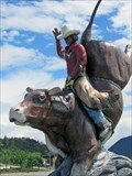 Image for Heart Of A Champion Bull Rider - Williams Lake, British Columbia