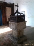 Image for Baptism Font, St. Mary & St. Laurence - Great Bricett, Suffolk