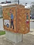 Image for Paletas Aztecas Util Box - San Marcos, TX