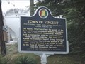 Image for Town of Vincent