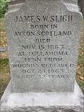 Image for James W. Sligh - Grand Rapids, Michigan