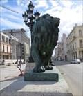 Image for Paseo del Prado Lion - La Habana, Cuba