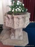 Image for Baptism Font, St Mary Magdalene - Bildeston, Suffolk