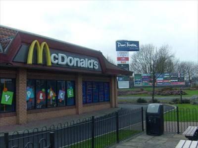 Llanelli McDonalds,