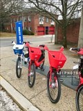 Image for JUMP Bike Share at Brook Street and Power Street - Providence, Rhode Island USA