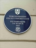 Image for Cricket Club, Worcester, Worcestershire, England