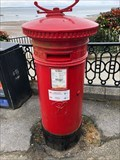 Image for Victorian Pillar Box - The Croft - Tenby - Pembrokeshire - Wales
