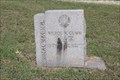 Image for Wilroe W. Gumm - McMillan Cemetery - McMillan, OK