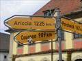 Image for Sister Citys of Lichtenfels - 96215 Lichtenfels/ Bayern/ Deutschland