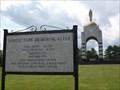 Image for Shrine Park Memorial Altar - Carey, Ohio