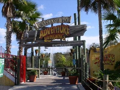 Adventure Landing Jacksonville Beach Florida Party