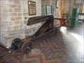 Image for Ducking Stool, Priory Church, Leominster, Herefordshire, England
