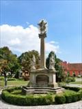 Image for Marian Column, Blucina, Czech Republic