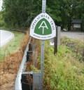 Image for AT foot bridge across James River - Snowden, VA