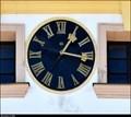 Image for Town Hall clocks / Hodiny na radnici - Jílové u Prahy (Central Bohemia)
