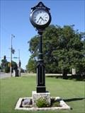 Image for Cann Memorial Garden Clock, Ponca City, OK