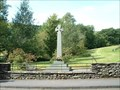 Image for War Memorial, Jesus Church, Troutbeck, Cumbria, UK