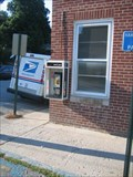 Image for Payphone in front of the Pawling, NY Post Office
