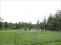 Image for Saint Peter & Paul Ukrainian Greek Catholic Cemetery - Arbakka MB