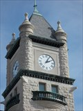 Image for Douglas County Courthouse Clock - Lawrence, Ks.