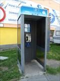 Image for Payphone / Telefonní automat - Krídlovická 890/2, Brno,  CZ