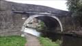 Image for Stone Bridge 95 Over Leeds Liverpool Canal - Cherry Tree, UK