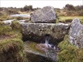 Image for Bulleye Stone - Grimstone and Sortridge Leat.