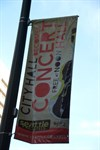 Seattle City Hall become Concert Hall Banner