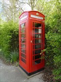Image for Red Telephone Box - Great Wilbraham, Cambridgeshire