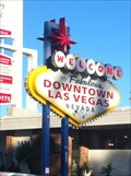 Image for Downtown Las Vegas Sign - Las Vegas Blvd. - Las Vegas, NV
