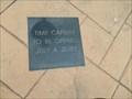 Image for Centennial Time Capsule - Bull Foot Park - Hennessey, OK