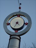 Image for Heritage Plaza clock - Altoona, Pennsylvania