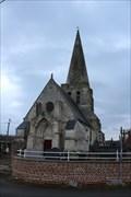 Image for Le Clocher de l'Eglise Notre-Dame-de-l'Annonciation - Mazinghem, France