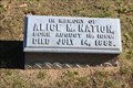 Image for Alice M. Nation - Shiloh Cemetery - Campbell, TX