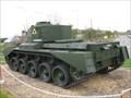 Image for British A34 Comet Cruiser Tank - Imperial War Museum Duxford, Cambridgeshire, UK